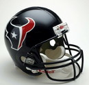 Houston Texans Riddell Deluxe Replica Helmet