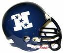 NFC Logo Riddell Deluxe Replica Helmet