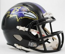 Baltimore Ravens Speed Mini Helmet