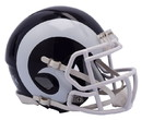 Los Angeles Rams Helmet Riddell Replica Mini Speed Style