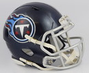 Tennessee Titans Helmet Riddell Replica Mini Speed Style 2018