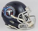 Tennessee Titans Helmet Riddell Replica Mini Speed Style 2018