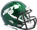 New York Jets Helmet Riddell Replica Mini Speed Style 2019