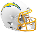 Los Angeles Chargers Helmet Riddell Replica Mini Speed Style 2019