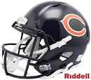 Chicago Bears Helmet Riddell Replica Mini Speed Style 100th Season Design