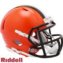 Cleveland Browns Helmet Riddell Replica Mini Speed Style 2020