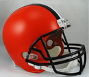 Cleveland Browns Deluxe Replica Helmet - VSR4