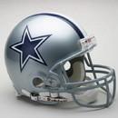 Dallas Cowboys Pro Line Helmet