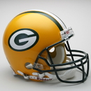 Green Bay Packers Pro Line Helmet