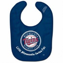 Minnesota Twins Baby Bib All Pro Style - Special Order