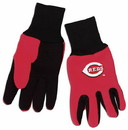 Cincinnati Reds Two Tone Gloves - Youth Size - Special Order