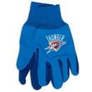 Oklahoma City Thunder Two Tone Gloves - Adult