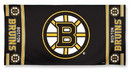 Boston Bruins Beach Towel