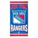 New York Rangers Beach Towel