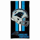 Carolina Panthers Beach Towel.