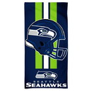 Seattle Seahawks Beach Towel - New Design