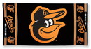 Baltimore Orioles Beach Towel - Gooney Bird