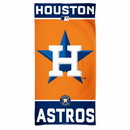 Houston Astros Towel 30x60 Beach Style