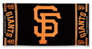 San Francisco Giants Beach Towel