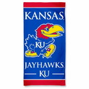 Kansas Jayhawks Beach Towel