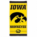 Iowa Hawkeyes Beach Towel