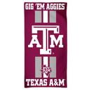 Texas A&M Aggies Beach Towel