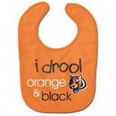 Cincinnati Bengals Baby Bib All Pro Style I Drool Design