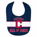 Cleveland Indians Baby Bib All Pro Style Future Hall of Famer Design