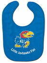 Kansas Jayhawks Baby Bib - All Pro Little Fan