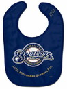 Milwaukee Brewers Baby Bib - All Pro Little Fan
