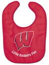 Wisconsin Badgers Baby Bib - All Pro Little Fan