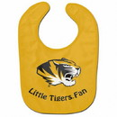 Missouri Tigers Baby Bib - All Pro Little Fan
