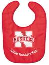 Nebraska Cornhuskers Baby Bib - All Pro Little Fan