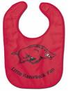 Arkansas Razorbacks Baby Bib - All Pro Little Fan