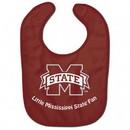 Mississippi State Bulldogs Baby Bib - All Pro Little Fan