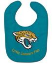 Jacksonville Jaguars All Pro Little Fan Baby Bib