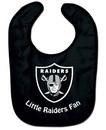 Oakland Raiders All Pro Little Fan Baby Bib