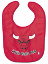 Chicago Bulls Baby Bib - All Pro Little Fan