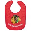 Chicago Blackhawks All Pro Little Fan Baby Bib