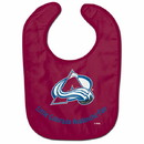 Colorado Avalanche Baby Bib All Pro Style Special Order