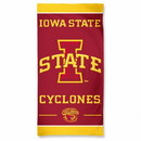 Iowa State Cyclones Beach Towel - New Style