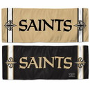 New Orleans Saints Cooling Towel 12x30