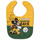 Pittsburgh Steelers Baby Bib All Pro Future Quarterback Special Order