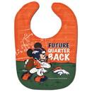 Denver Broncos Baby Bib All Pro Future Quarterback Special Order