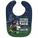 Seattle Seahawks Baby Bib All Pro Future Quarterback Special Order