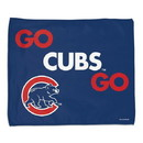 Chicago Cubs Towel Rally Style W Design Alternate Design