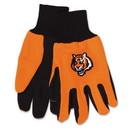 Cincinnati Bengals Two Tone Adult Size Gloves