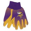 Minnesota Vikings Two Tone Adult Size Gloves