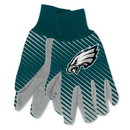 Philadelphia Eagles Two Tone Adult Size Gloves