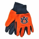 Auburn Tigers Two Tone Gloves - Adult